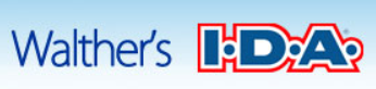 Walthers IDA Pharmacy Logo